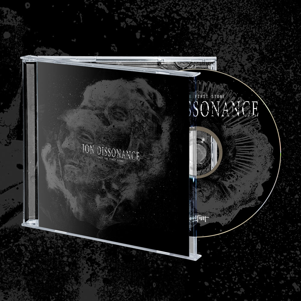 Ion Dissonance - Cast The First Stone CD