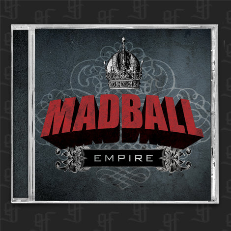 Madball - Empire CD