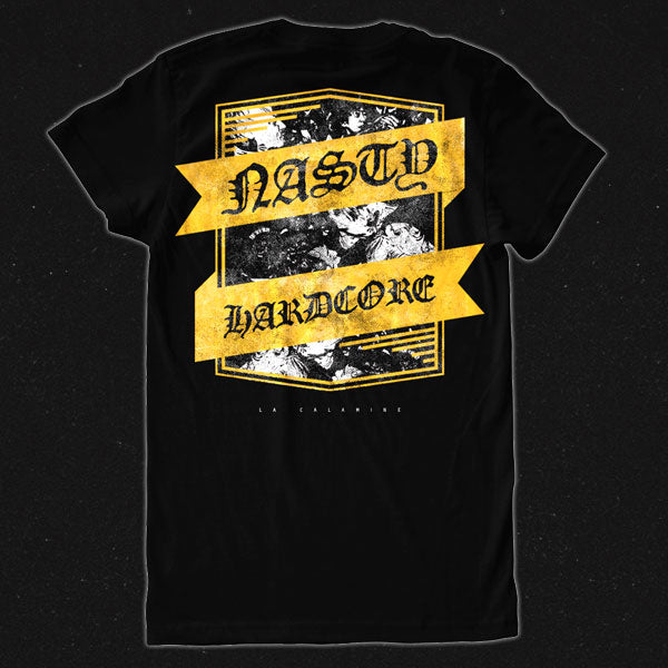 *Limted Stock* Hardcore Black T-Shirt