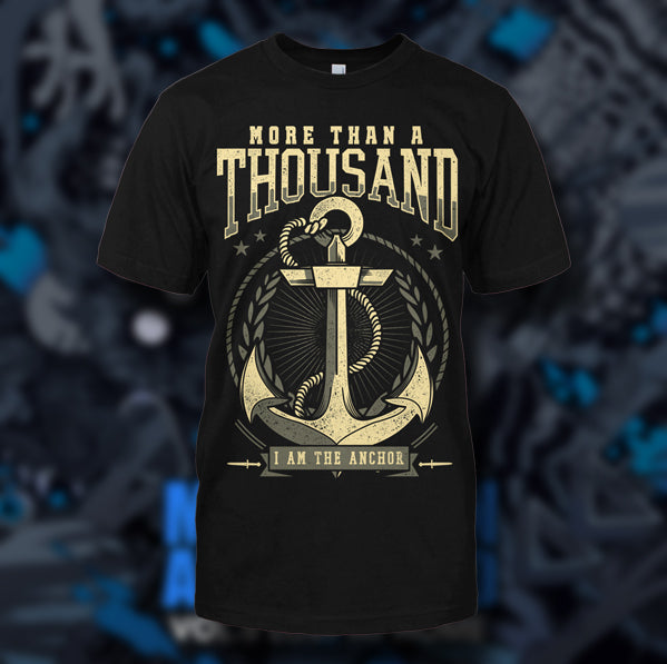 *Limited Stock* Anchor Black