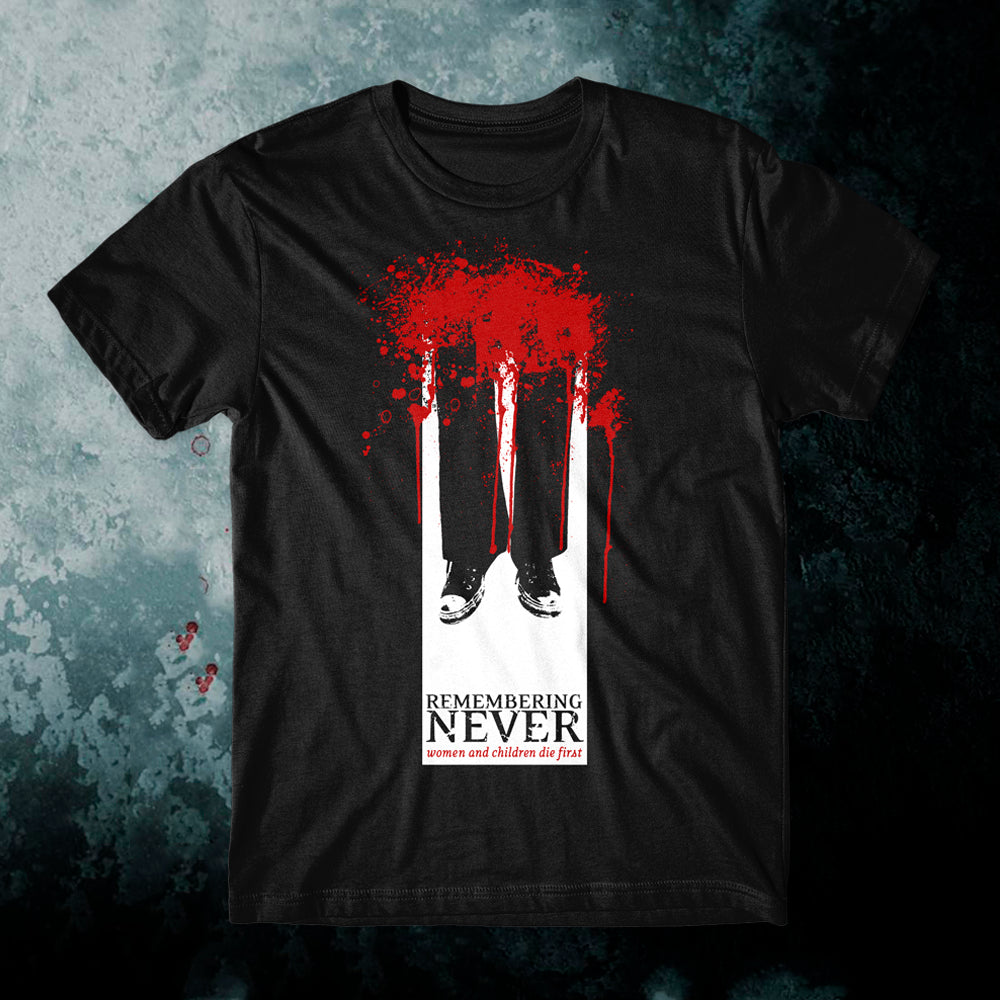 Remembering Never - Peter Kowalsky Benefit Shirt