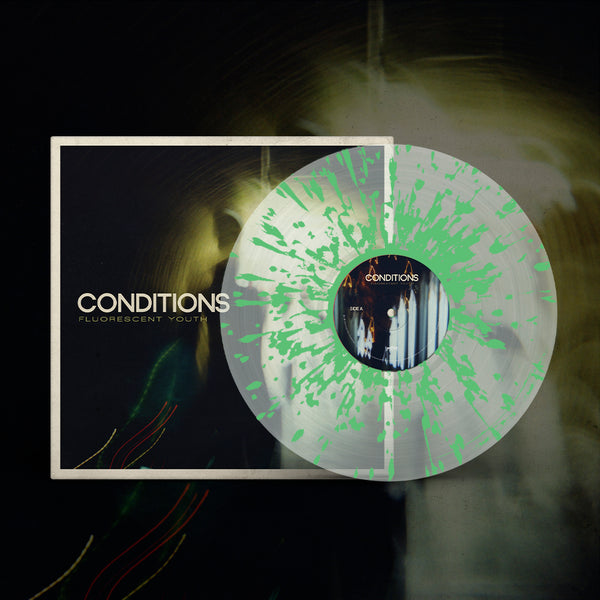 Conditions - Fluorescent Youth Vinyl 2nd Pressing Bundle 1