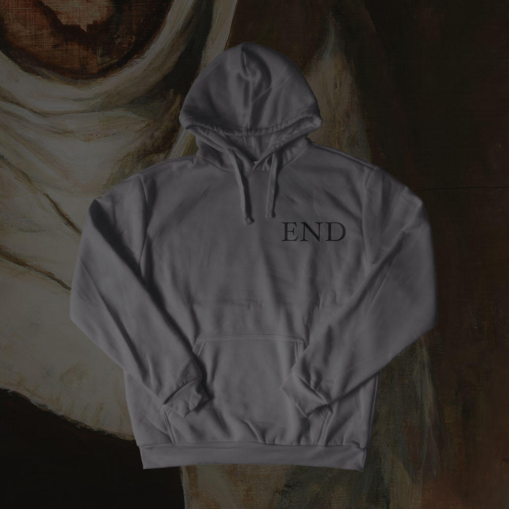 END - Reaper Charcoal Pull Over Hood