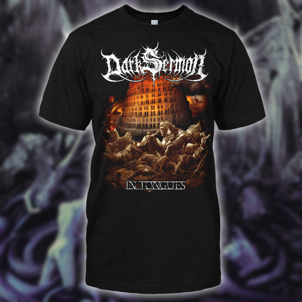 "Wage War (Colosseum) Black T-Shirt ""Bargain Bin"""