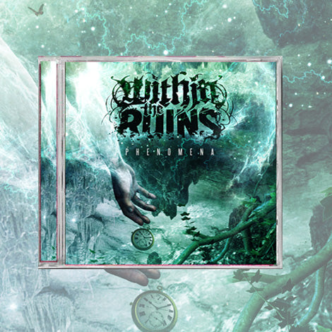 Within The Ruins - Phenomena CD