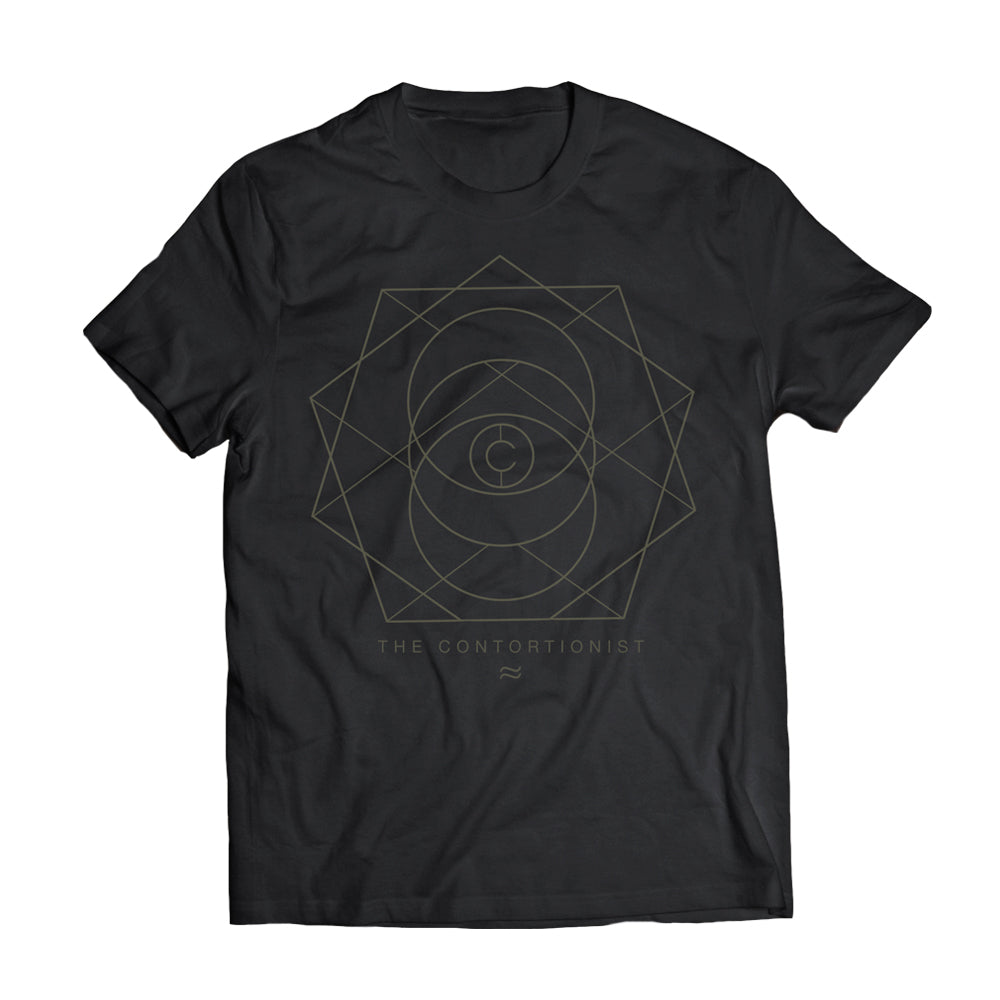The Contortionist - Black Hole T-Shirt (Black)