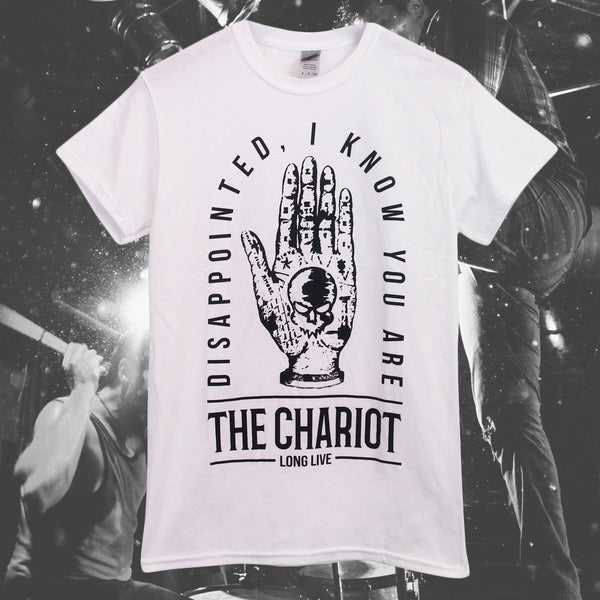 The Chariot - Disappointed White