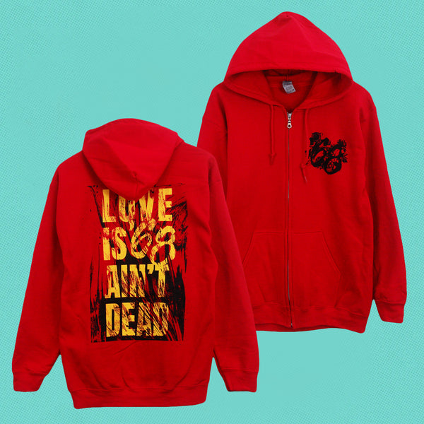 Love Is Ain't Dead Red