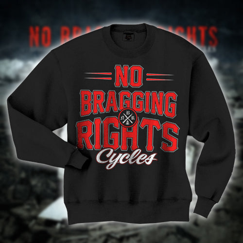 *Limited Stock* Cycles Black Crewneck