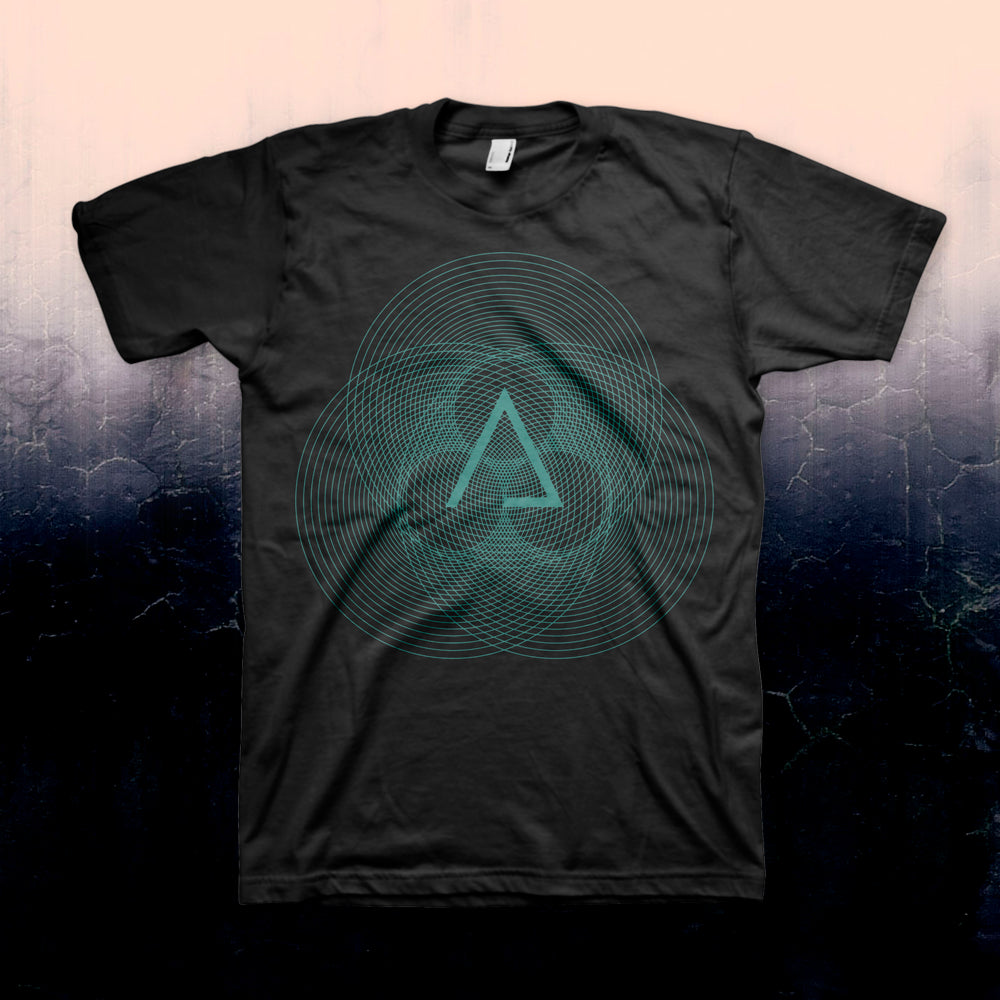 Auras Circles Black/Blue