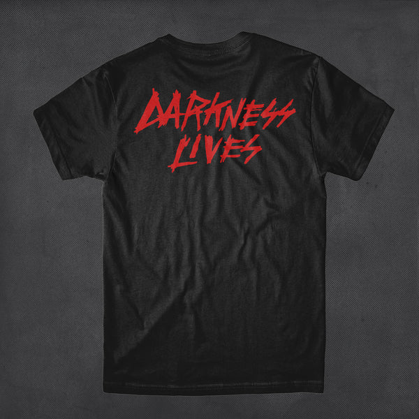 Cancer Bats - Darkness Lives T-Shirt