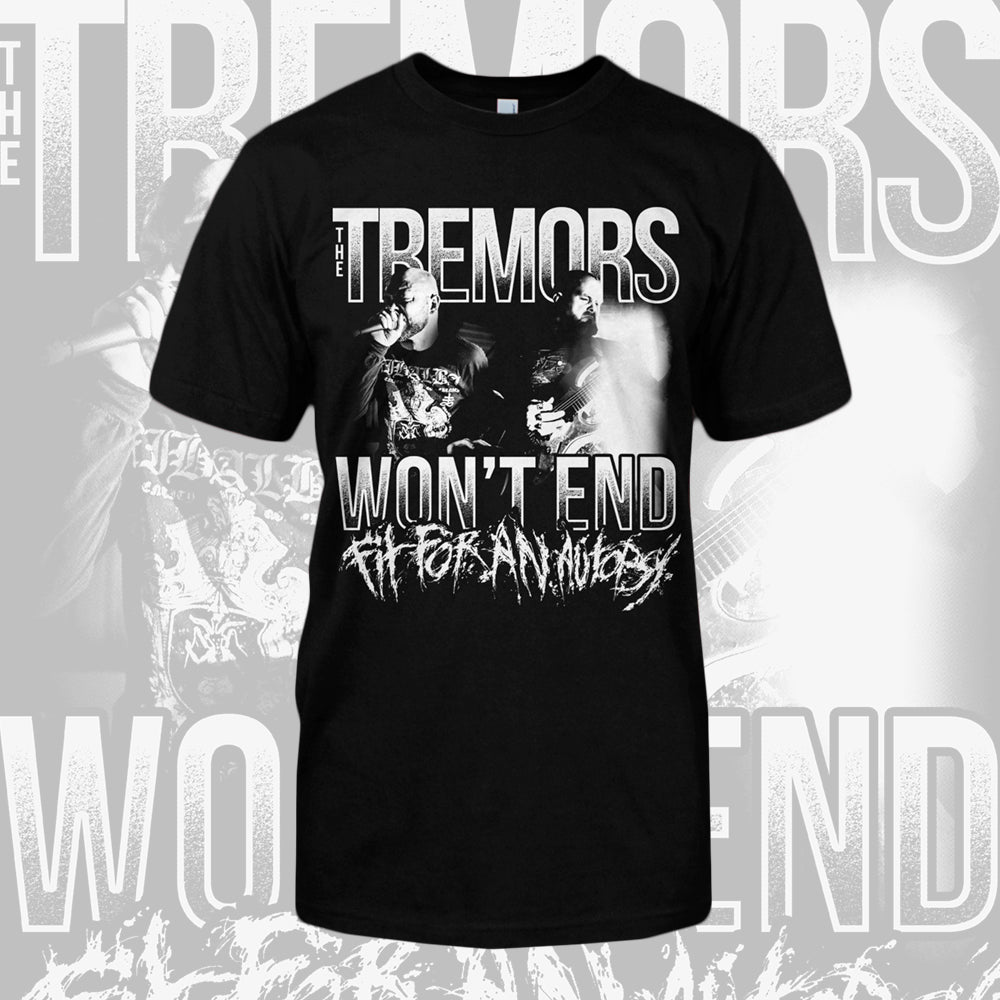 "Fit For An Autopsy Tremors Black ""Bargain Bin"""