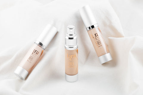 BB Line by Lira Clinical provides all in one coverage as moisturizer, concealer, and SPF 30 protection