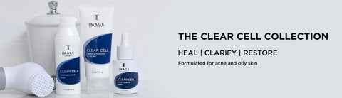 Clear Cell by IMAGE skincare designed for acne and oily skin