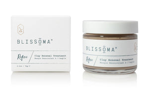 Refine clay mask by Blissoma Skincare