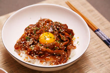 Load image into Gallery viewer, Korean Ox Tongue Bibimbap with Miso Soup