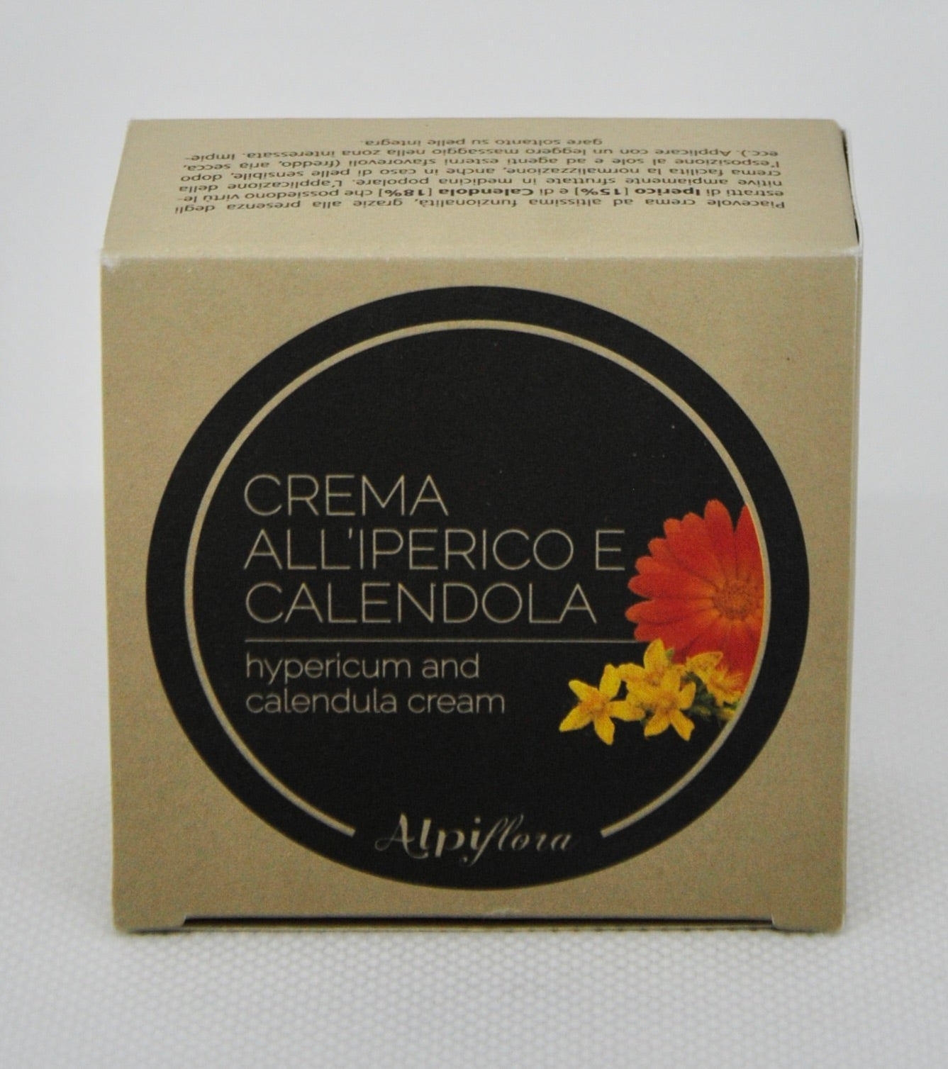 Crema all'iperico e Calendola 75ml