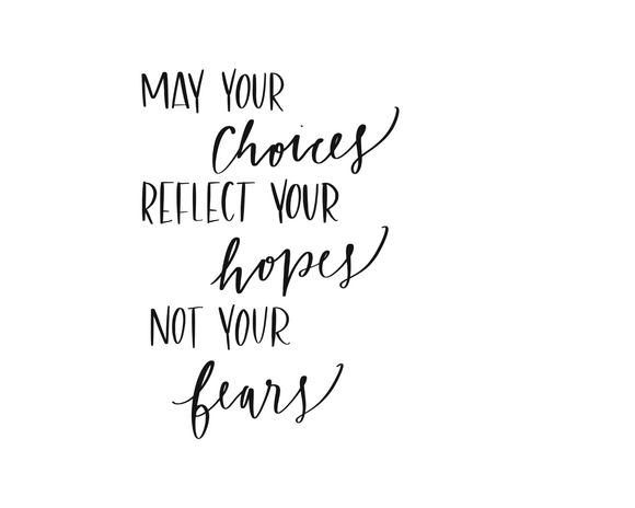 Hopes not Fears