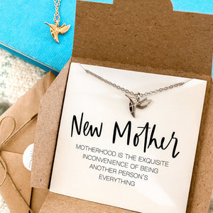 New Mother Necklace