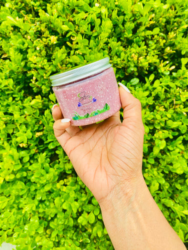 Lavender Dreams Sugar Scrub