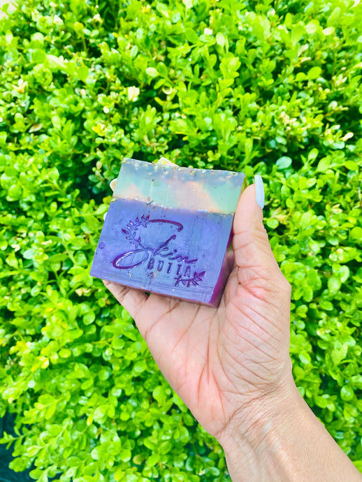 Lavender Dreams Soap Bar