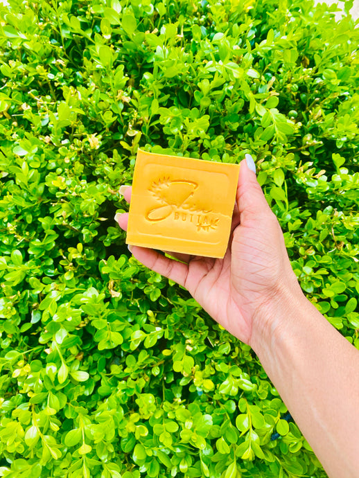 Turmeric Honey Glow Soap Bar