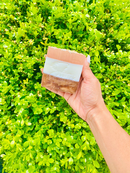 Milk, Oats & Honey Soap Bar
