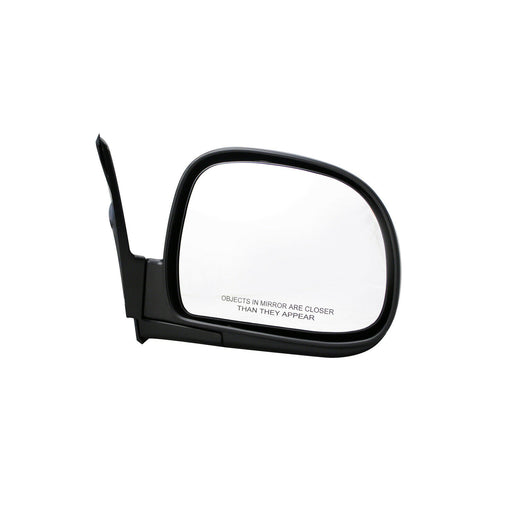 GM1320126, GM1321126 for 1995-1998 Chevrolet Chevy Blazer Non-Heated Manual Roane Concepts Replacement Left Driver Side and//or Right Passenger Side Door Mirror