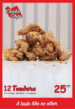 Load image into Gallery viewer, 12 Chicken Tenders