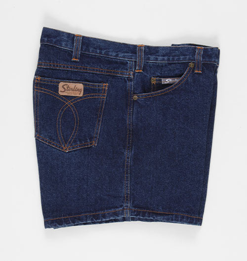 Sterling Denim Short