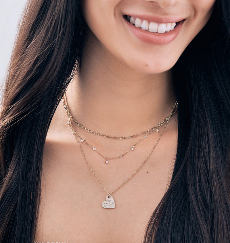 Lula J Gold Necklaces Collection