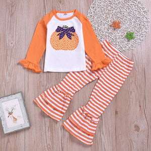 Pumpkin and rolling 2 piece set