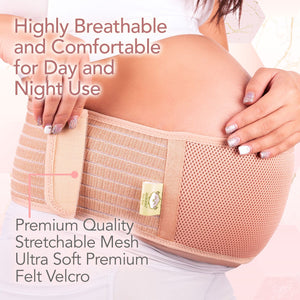 Pregnancy Belly Support Belt (X-Large)