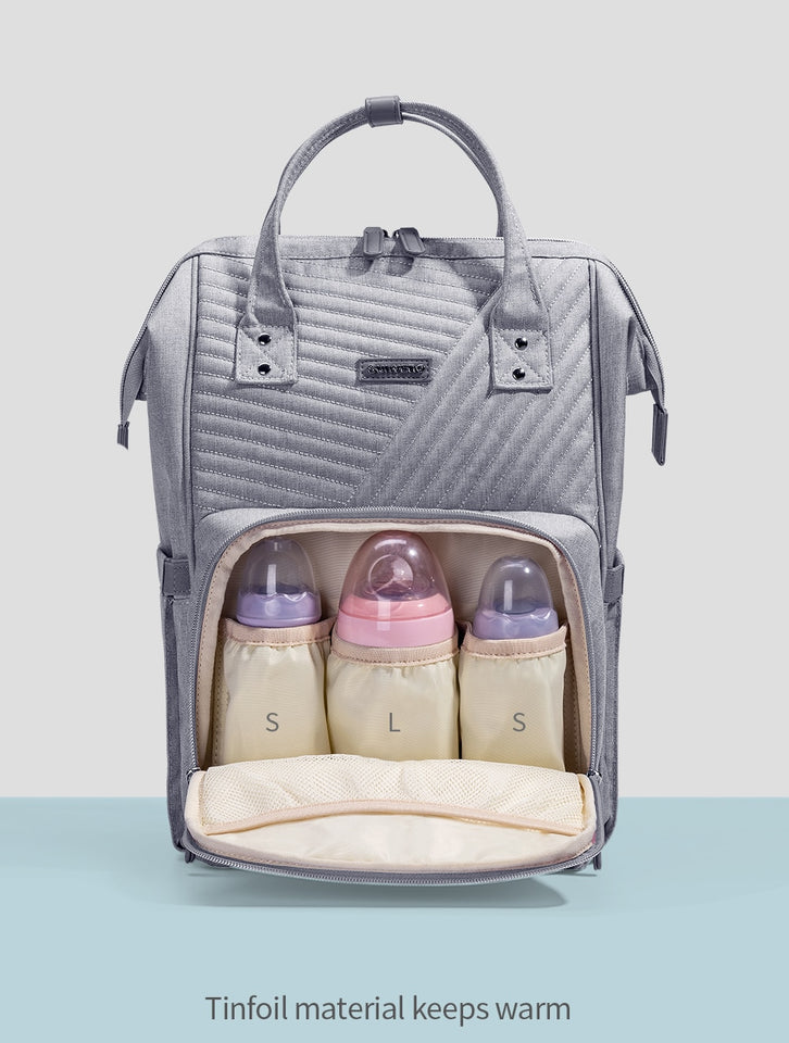 FASHION DIAPER BABY BAG BACKPACK