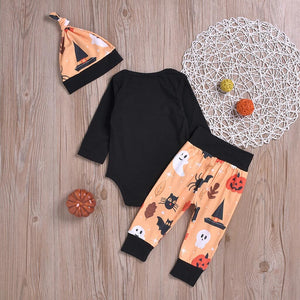 Baby Girls Halloween Set