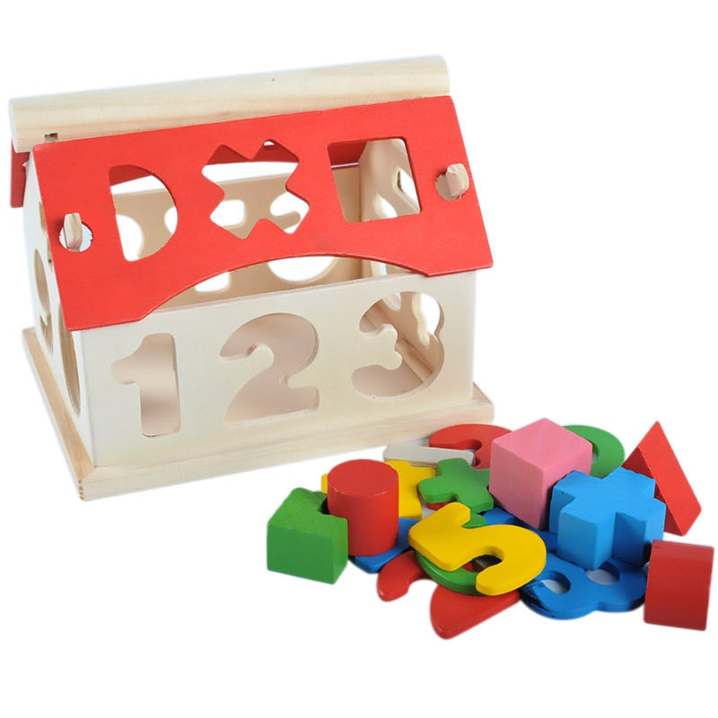 Kids Model Assembling blocks Toys Baby  Building