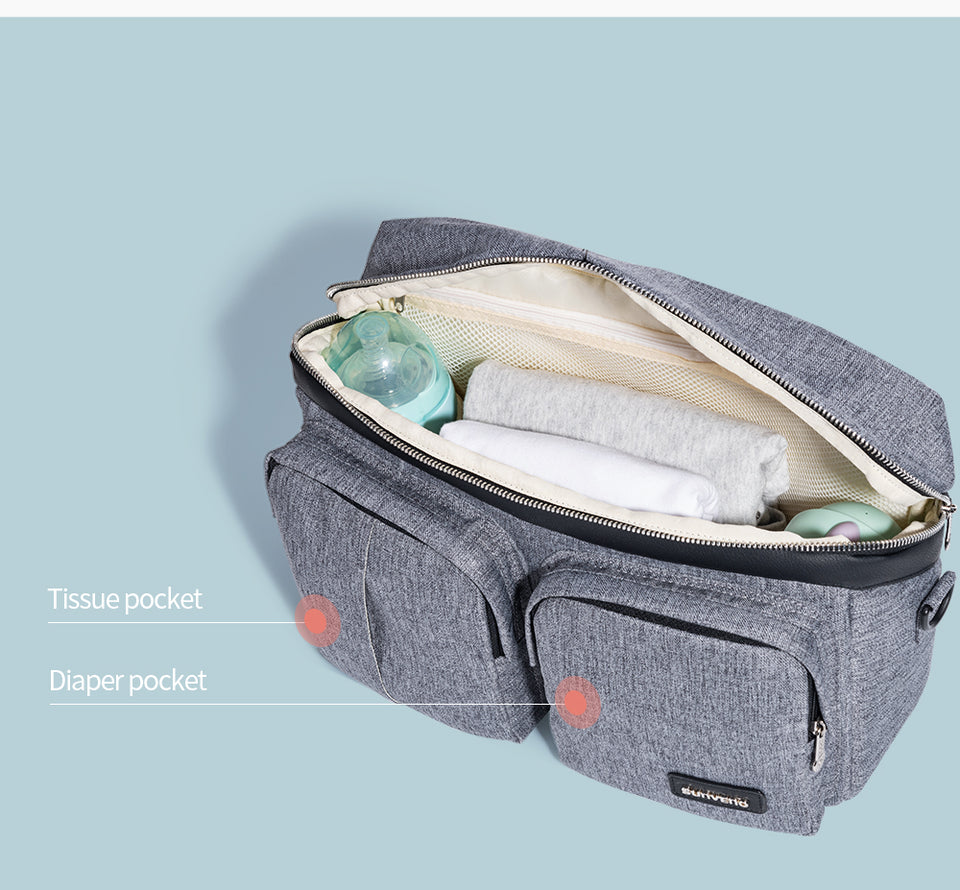 STROLLER ORGANIZER BOTTLE BAG