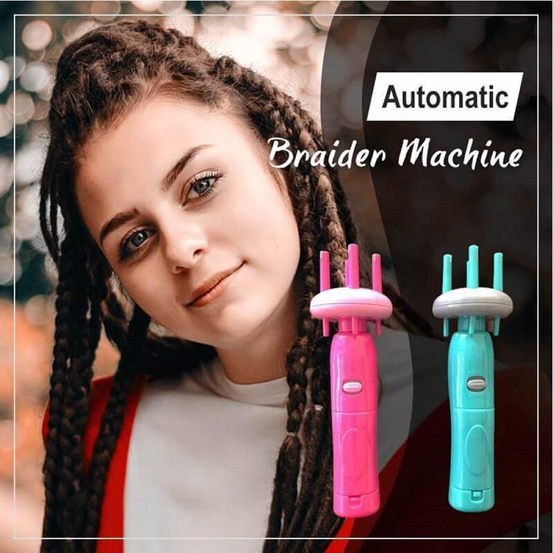 The Most Beautiful Gift For Christmas-Fast Braiding Machine