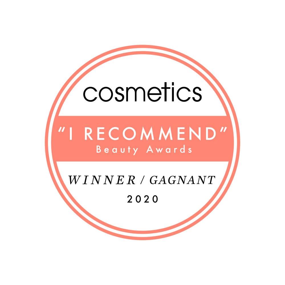 """I Recommend"" Awards - Winner / Gagnant"