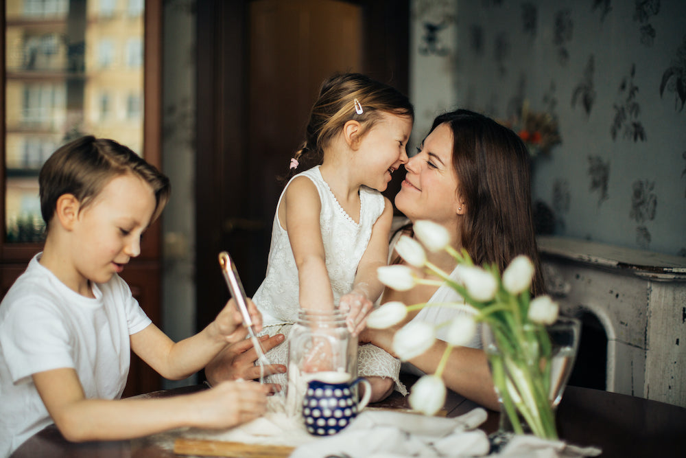 Five Simple Ways to Improve Family Wellness