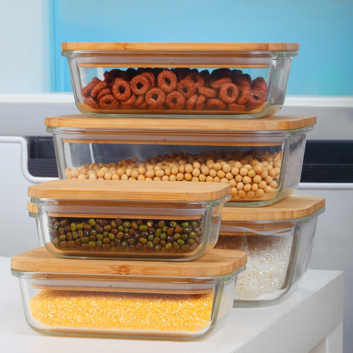Nummyware <br> <span>Plastic-Free Food Storage</span>