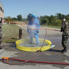 Decon/Hazmat Equipment