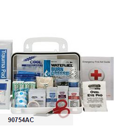 First Aid Only 10-Person, ANSI A Bulk Weatherproof First Aid Kit