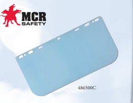 MCR Safety Universal PETG Face Shield