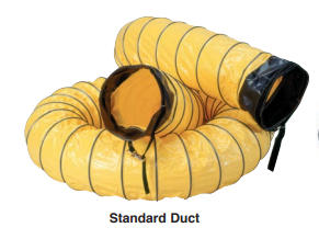 Air Systems Standard and Conductive Ducting - Please choose variety