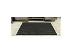 M + A Comfort Flow Anti-Fatigue Mat, 2' x 3', black