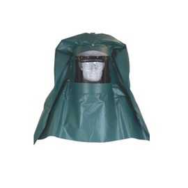 Oberon Chemical Splash Hood with Ratchet Headgear