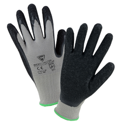 WestChester PIP PosiGrip Seamless Knit Nylon Glove with Latex Coated Crinkle Grip on Palm & Fingers - Price per dozen