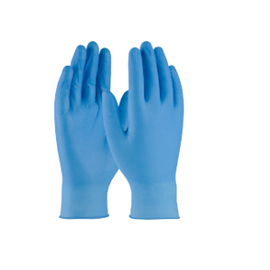 West Chester PosiShield™ Disposable Nitrile Glove, Powder Free with Textured Grip - 8 mil - price per box (50)