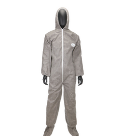 West Chester PIP Posi-Wear® M3™PosiWear M3 Coverall with Hood & Boot - Case of 25, sizes L - 4XL
